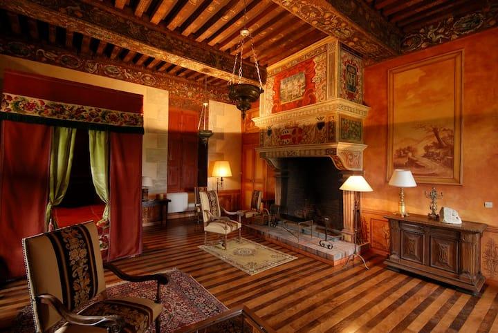 Chambre Renaissance XVIIeme siècle