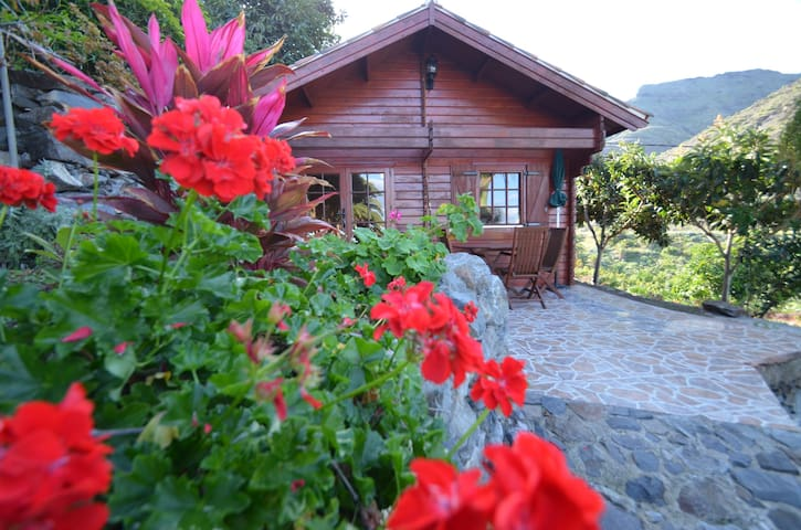 Bonita cabaña en Alojera - Vallehermoso