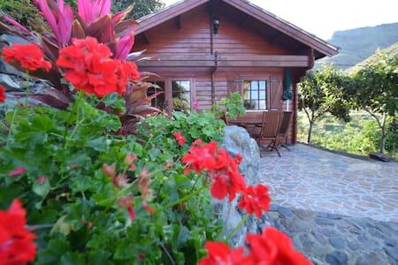 Bonita Cabaña en Alojera