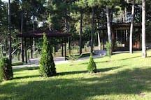 Villa Smokinya Apartment Garden view