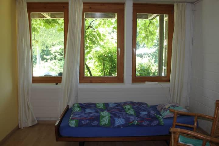Zimmer, WC/Dusche, nahe St.Gallen
