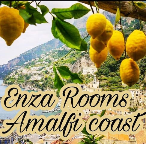 ENZA ROOMS Amalfi coast (Room Orchidea)