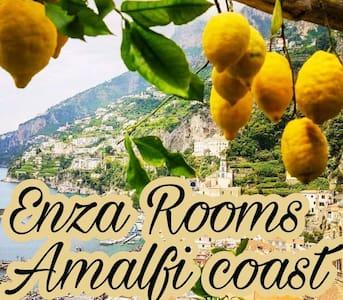 ENZA ROOMS Amalfi coast (Room Orchidea)