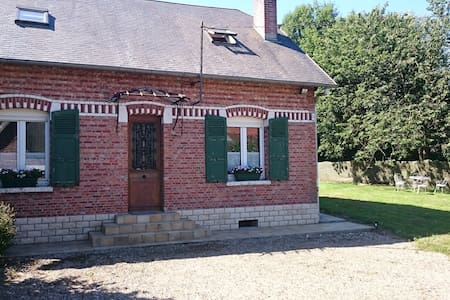 maison a la campagne - Courcelette - House