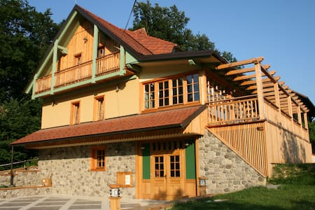 Country house Les - Žejno