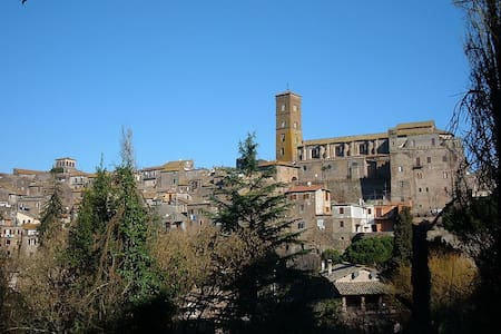 Ancient city of Sutri (RM) - Sutri - Wohnung