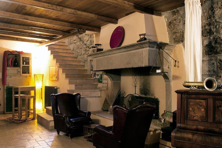 Locanda della musica - Vitorchiano - Casa