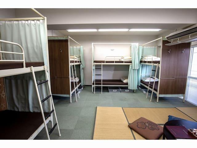 Near Miyajima!! Omotenashi hostel