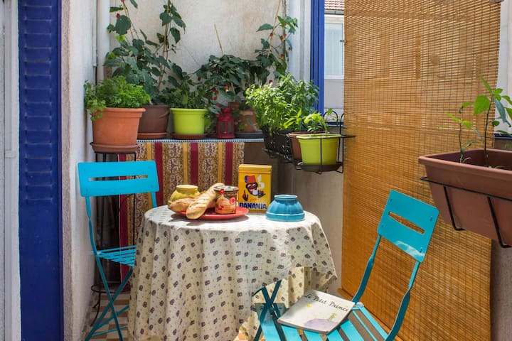 Cozy bed in Marseille 13005 - Marselha - Apartamento