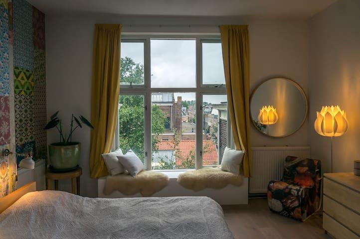 Swedish large bright double room