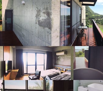 好待goodstay3F海景4人房2double-bed room3F - 東河鄉
