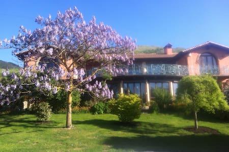 Alojamiento casa señorial Pamplona. - Subiza