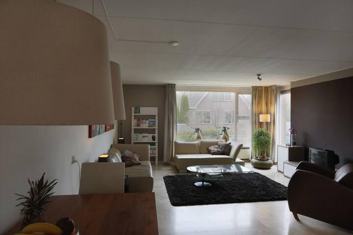 Woonhuis in centraal Noord-Holland