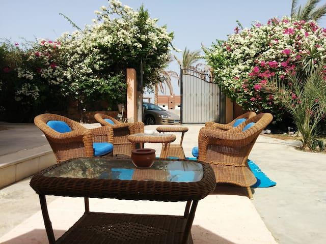 Spacious 3BD Villa for up to 7 ppl - Hurghada - Villa