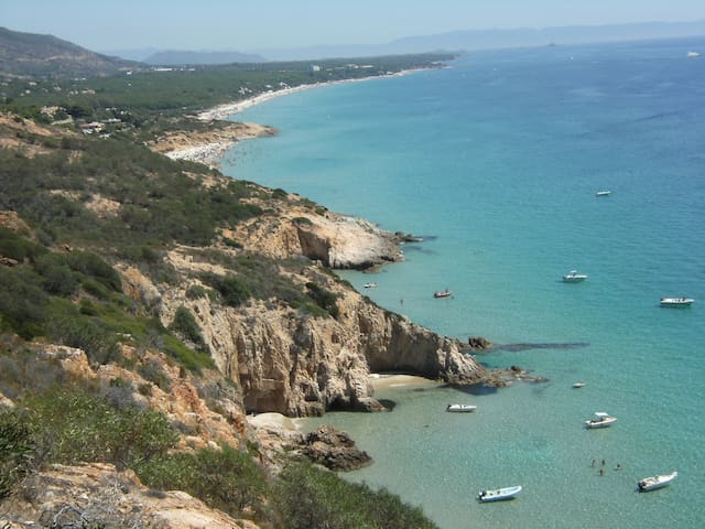 Paradiso per mare e relax - Province of Cagliari - Таунхаус