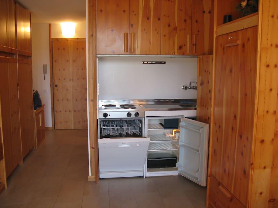 Pila monolocale per sciare appartamenti in affitto a for Appartamenti a pila