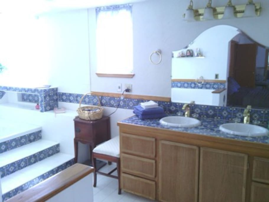 Huge Private Suite W Jacuzzi 2 Private Bathrooms Bed And Breakfasts For Rent In Concord