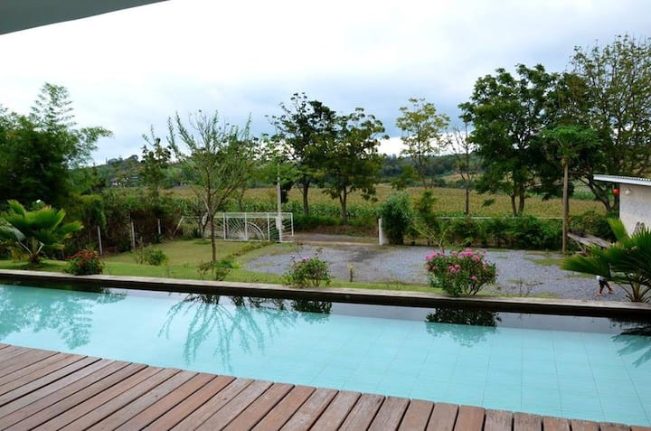 A cozy house near Khao Yai