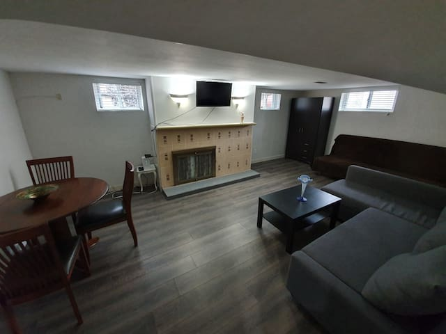 Spacious 2 Bedroom Lower Level Suite!