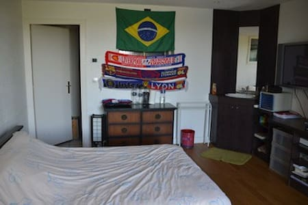 Euro 2016 - Villa close to Lyon - Chuzelles