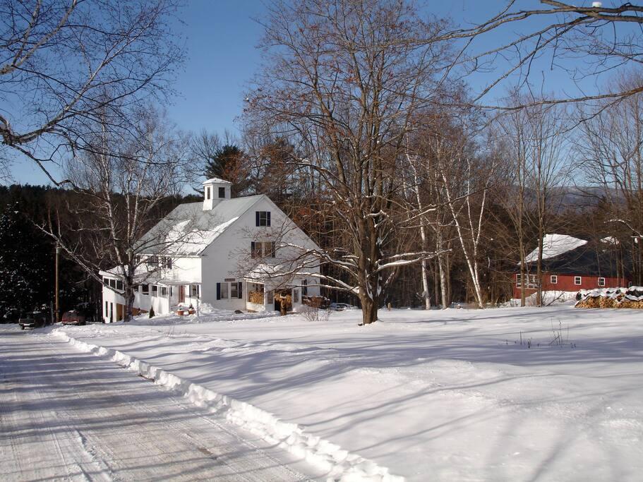 Four season, full service inn, home of the Studio Bistro