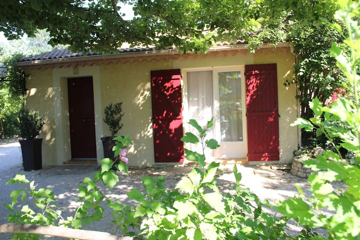 Confortable cottage for 4 people - Velleron - Casa