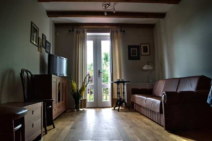 Peaceful & comfortable oasis(apt.2) - Kazimierz Dolny - Appartement