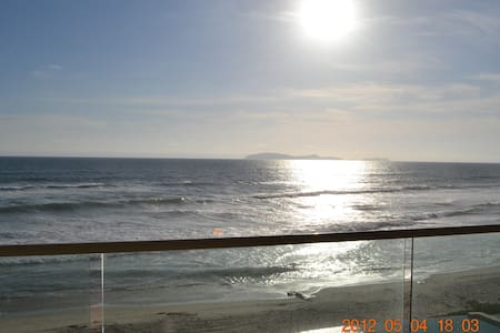 Stunning Oceanfront Condo - Rosarito