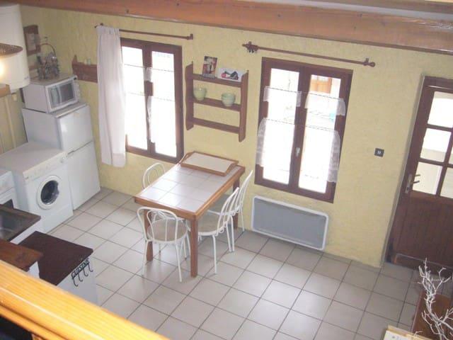 Appartement calme en centre village - Nissan-lez-Enserune - Flat