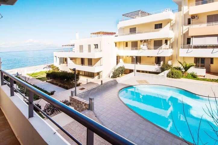 Erato apartments by the sea 2.1.13 - Lygia - Кондоминиум