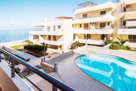 Erato apartments by the sea 2.1.13 - Lygia - Kondominium