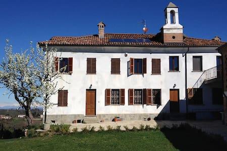 """IL CAMPANILE - Apartment """"Gilda"""" - Montegrosso d'Asti"""