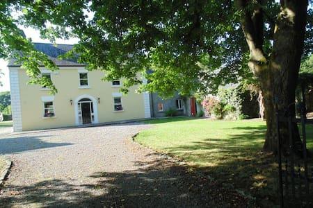 Detached 300 yr old Georgian Manor - Ballyhale - 独立屋