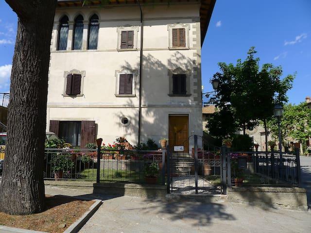 Casa Claretta a Lucignano - Lucignano - Apartamento