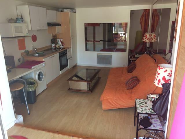Sweet flat near to ocean - Pornichet - Huis