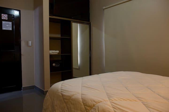 Habitacion San Remo con 2 camas twins