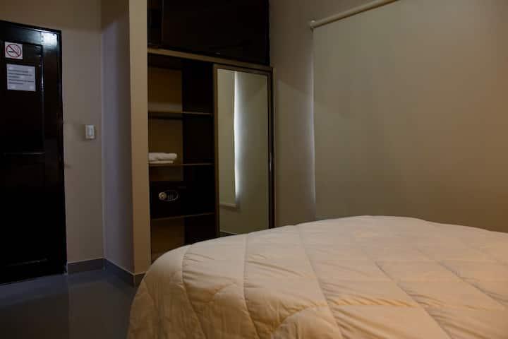 Habitacion San Remo con 1 cama doble