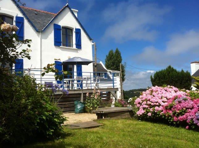 charmante maison de pêcheur - Névez - Holiday home