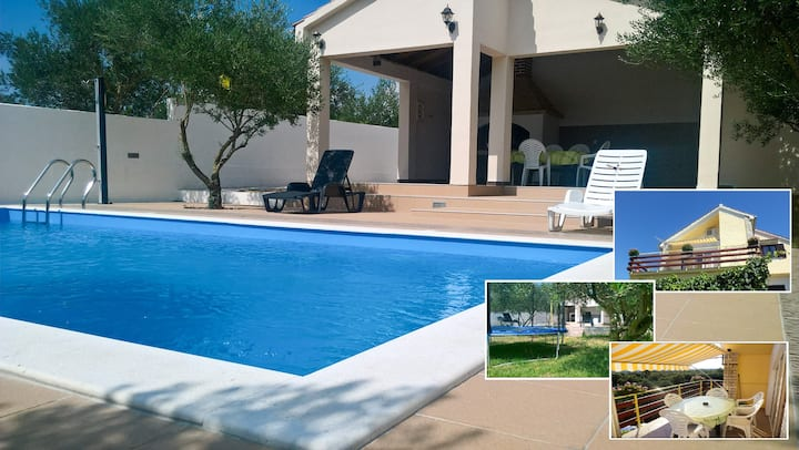 Apartment Petar - Private pool, just for you