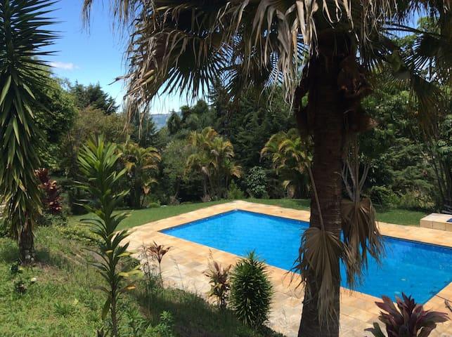 Sitio Extrema, MG - Serra da Mantiqueira - Extrema - Chalet