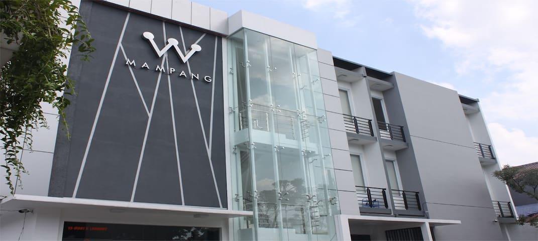 W Mampang Residence (Exclusive Kos) - Mampang Prapatan - Other