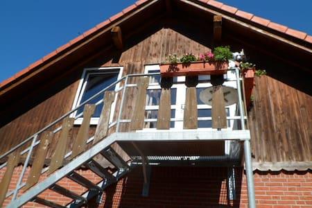 Ferienwohnung an der Ems - Meppen - Huoneisto