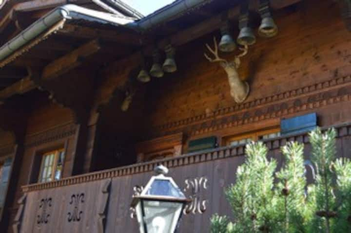 Luxury Chalet Gstaad