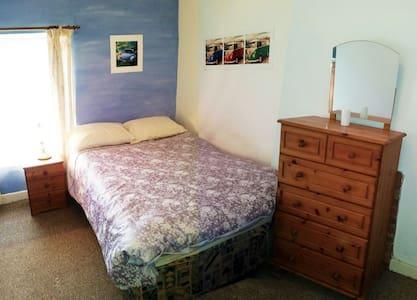 Clifden town center - double room