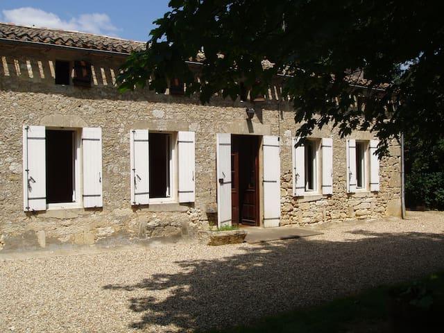 LA RAZE - Bonneville-et-Saint-Avit-de-Fumadières - Casa