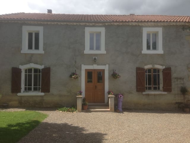 chambre d'hôte - Jazz in Marciac - Monlezun - Penzion (B&B)