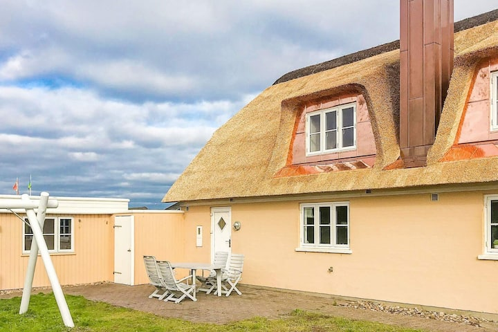 Beautiful Holiday Home in Blavand with Sauna