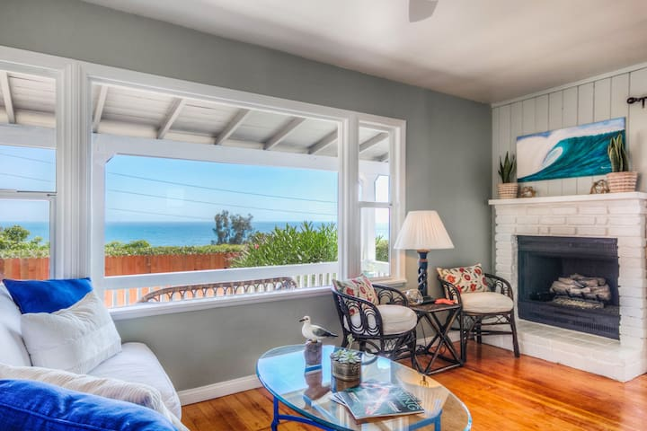 Summerland Ocean-View Cottage - Summerland - Σπίτι