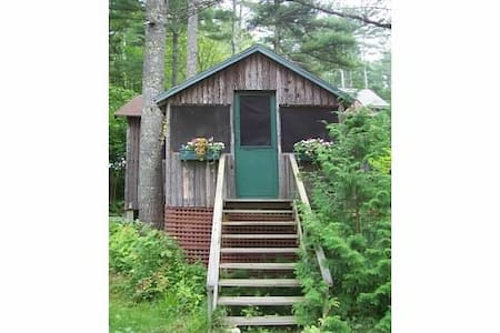Classic cabin on Damariscotta Lake - Jefferson