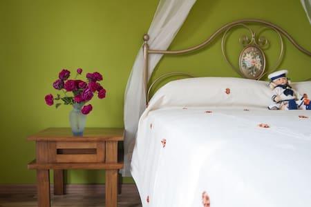 Elegante alloggio immerso nel verde - Cocconato - Daire